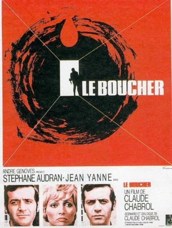 boucher Claude Chabrol   Le Boucher AKA The Butcher (1970) (DVD)