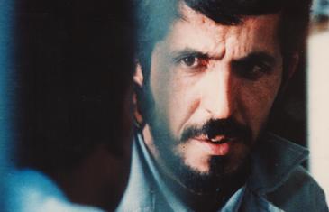 Ali Sabzian in Close-Up
