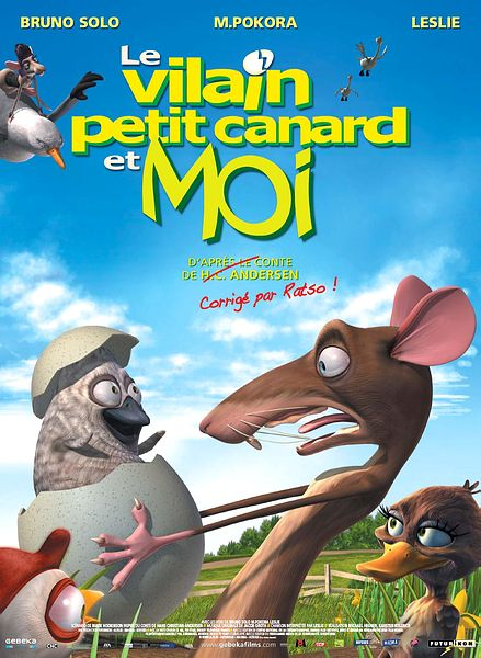 affiche-le-vilain-petit-canard-et-moi-the-ugly-duckling-and-me-2004-12