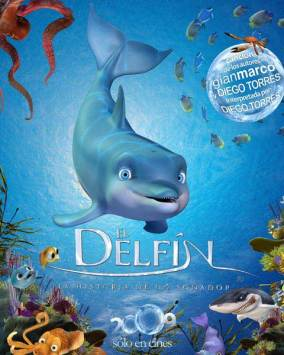 Дельфин: История мечтателя / The Dolphin: Story of a Dreamer (2009) DVDRip